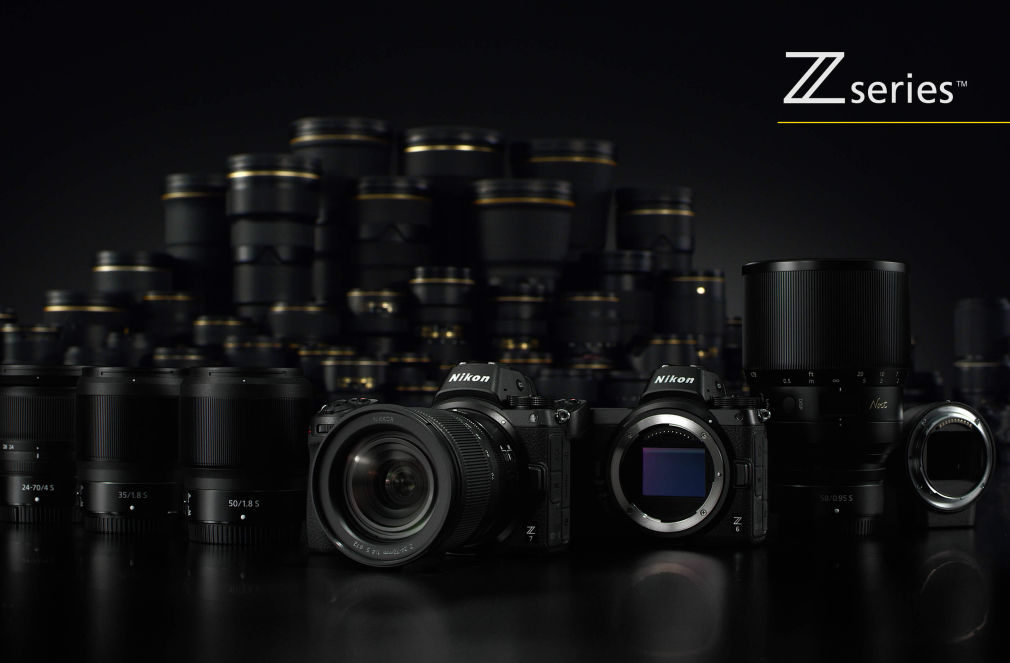 nikon Z6 Black Friday Promo sale